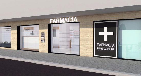 Alexandra Proaño 3d, renders, proyectos comerciales, retail, interiorismo comercial, retail, farmacias, SketchUp, Vray