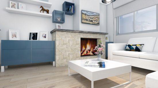 Alexandra Proaño 3d, interiorismo, decoración, proyectos residenciales, apartamento, SketchUp, Vray, renders