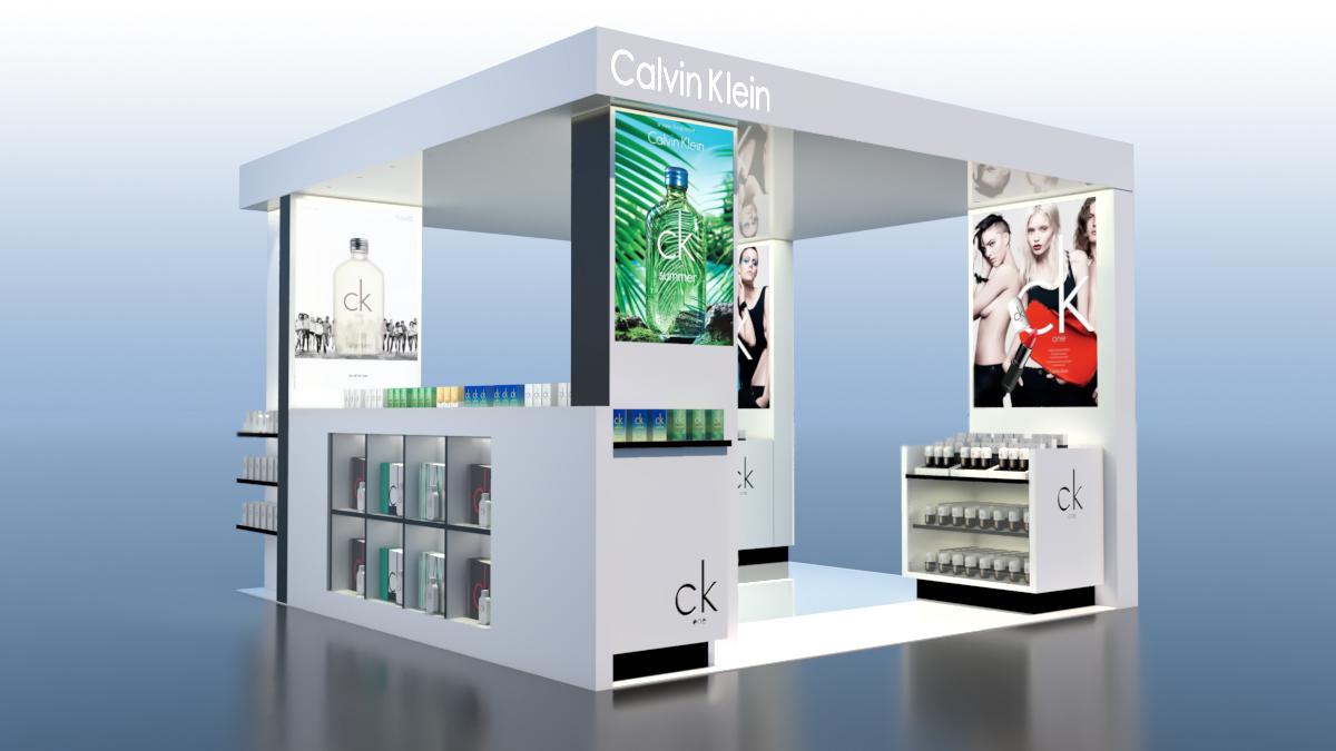 Shop in shop: CK